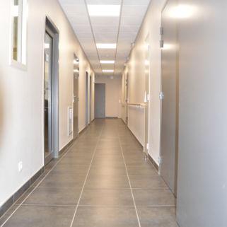 Couloir - CPA - Bourg-en-Bresse