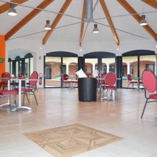 Salle à manger - Les Jardins de Monal - Priay