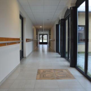Couloir - Les Jardins de Monal - Priay