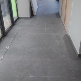 Couloir - Société Devglass - Saint Vulbas