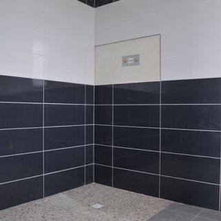 Salle de bain particulier